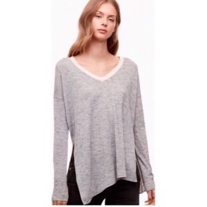 Wilfred Aritzia | Sherbrooke V Neck Sweater
